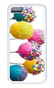 Cases For iPone 5C - Summer Unique Cool Personalized Design Sweet Lollipop