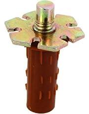 Slide-Co 161145 Bi-Fold Door Bot Pivot Hardware (1 Pack)