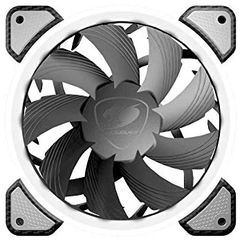 COUGAR Hydraulic Vortex LED 120 mm Cooling Fan (FW 120 White)