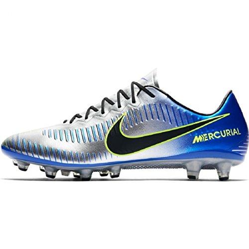 Nike Mercurial Vapor XI Neymar AG-PRO Plata