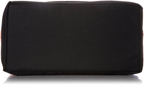 Everest Deluxe Luggage Tote Black Dark Purple Corail Shopping Dark Purple One Black Size CCZqrx4R