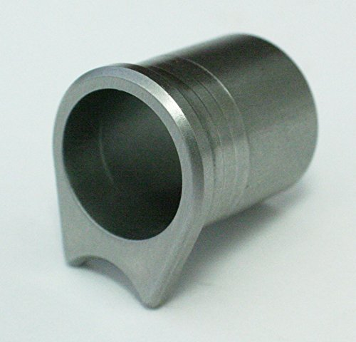 1911 Barrel Bushing Gov Match Standard Flange Chamfered Stainless