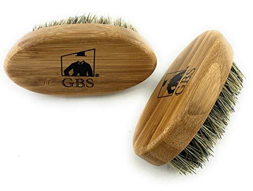 Pack Beard Travel Brush Bristles