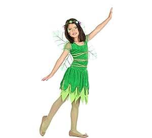 Atosa-56917 Disfraz Hada Color Verde 5 a 6 años (56917