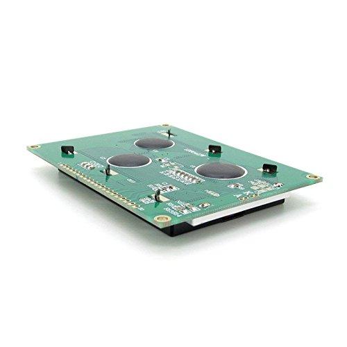 5V 12864 LCD Display Module 128x64 Dots Graphic Matrix Blue Backlight - Blue Dot Display
