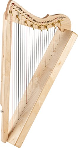 Rees Harps Sharpsicle Harp Natural Maple by Rees Harps