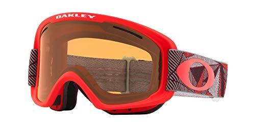 Oakley O Frame 2.0 Asian Fit Snow Goggle, Prizmatic Coral Iron, ()