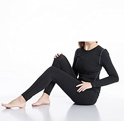 GAOAG Women's Fitness Top Sexy Cool Dry Compression Yoga Bodybuilding Long Sleeve T-shirt