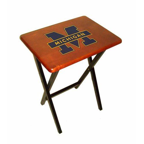UPC 878460001277, Fan Creations Michigan Wolverines TV Tray Table