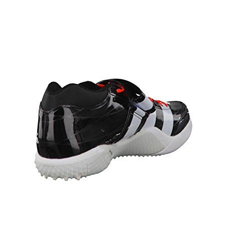 adidas Herren Leichtathletikschuhe adizero Javelin 2 core black/ftwr white/solar red 37 1/3