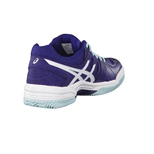 Chaussures Femme Asics Gel-dedicate 4 Clay azul marino