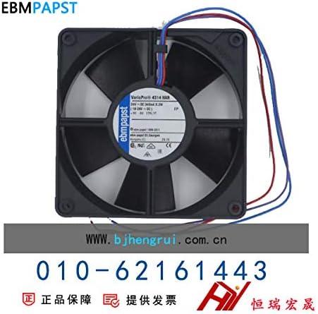 ebmpapst 4314HAR Server Square Fan DC 24V 8.2W 120x120x32mm Axial Fan