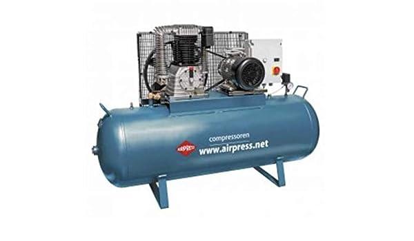 Compresor de aire comprimido, 10 CV, 500 L, K500-1500S 36523 ...
