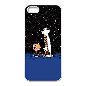 Calvin and tigger Cell Phone Case for iPhone 5S by Maris's Diary