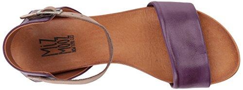 Miz Purple Sandals Women's ALANIS Fashion Mooz 1CXrwq1