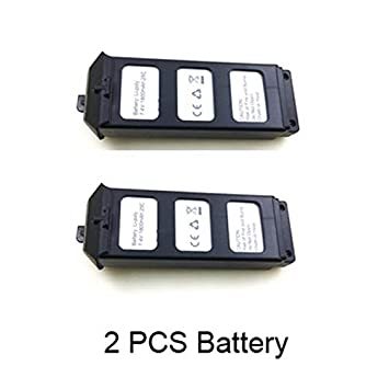 Ocamo Lipo Batería para MJX B5W Bugs 5W / JJPRO X5 RC ...