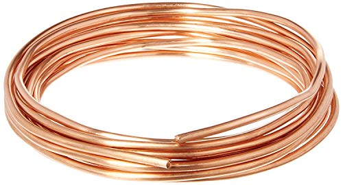 Marmon Home Improvement Products 050-2200A3 15'' #6 Copper Ground Wire,