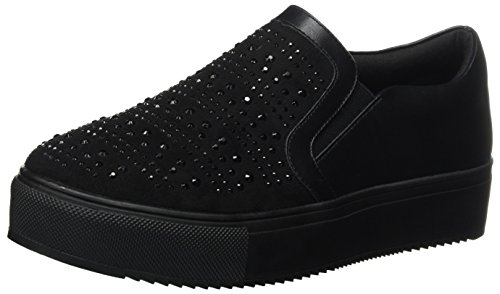 bass3d Women's 041365 Trainers, Black, 4 Black (Black Black)