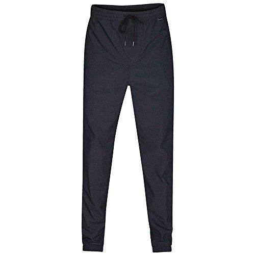 Hurley - Mens Dri-Fit Jogger Pants, Size: X-Large, Color: Black