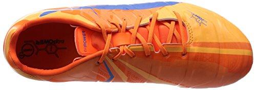 Puma evoPOWER 1.2 AG - zapatillas de fútbol de material sintético hombre Azul