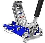 VViViD 3300 lb Race Jack - Low Profile Aluminum
