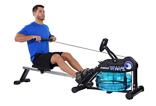 Stamina 1450 Wave Water Rowing Machine