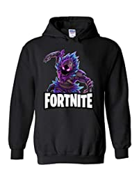 GraphicShirt Fortnite Games Hoodie Sweatshirts Youth/Adult