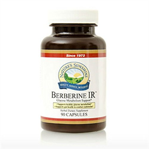 Nature's Sunshine Berberine IR (90 Caps)