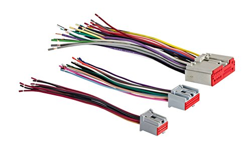 (Metra Reverse Wiring Harness 71-5520-1 for Select 2003-up Ford, Lincoln, Mercury Vehicles OEM Premium)