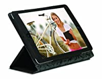 Gecko Gear Grip Folio for iPad Air 2 - Black GG600065