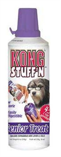 KONG Stuff'N Easy Treat, 8-Ounce Senior