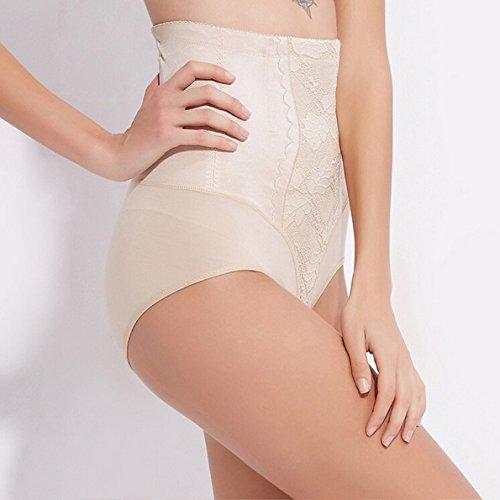 mujer 4 Sexy Escultura cintura Ropa alta interior Avitalk para tama colores 2 piel Panty Galactic Slimmer Cintura 3 os compresivo de de I4qw6
