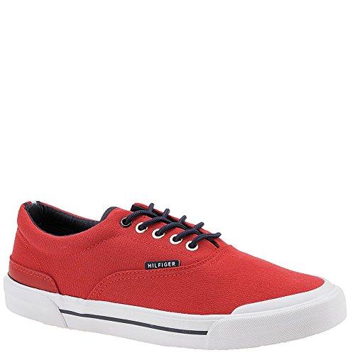 Tommy Hilfiger Heren Pallet Sneaker Rood