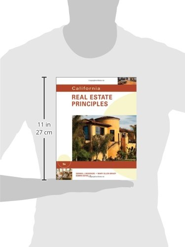 California Real Estate Principles by Brand: ONCOURSE LEARNING