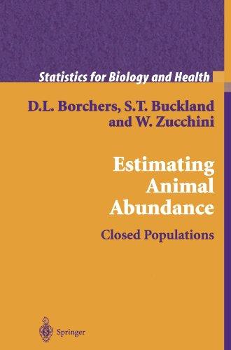 Estimating Animal Abundance: Closed Populations (Statistics for Biology and Health)