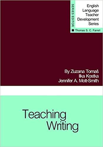 Buy Teaching Writing (English Language Teacher Development