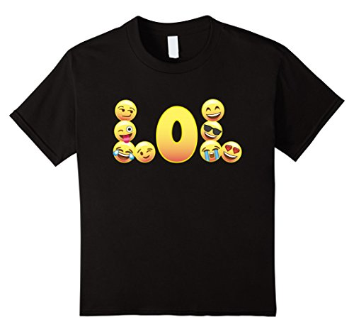Emoji LOL Face T-Shirt