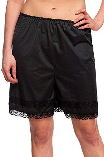 (Patricia Lingerie Anti-Static Split Skirt Pettipant Half Slip Snip-It 17