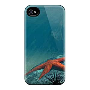High-quality Durability Case For Iphone 4/4s(starfish)