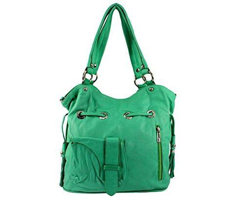 sac a sac Anny sac à mode Sac Italie Plusieurs sac femme main main sac Coloris main cuir sac cuir cuir anny cuir femme Vert a main cuir sac sac cuir Clair a p1xqnTRq