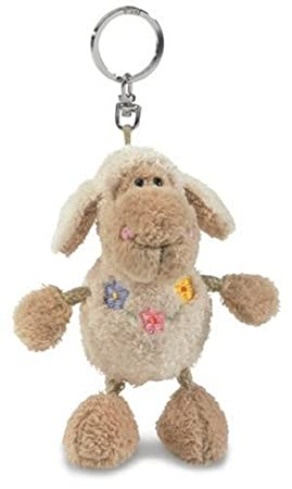 Nici 31481 Jolly - Llavero de oveja de peluche de 10 cm ...