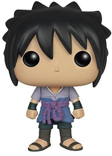 Funko POP Anime: Naruto Sasuke Action Figure ()