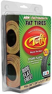 Fat Bike Tire Tube Protectors - Mr. Tuffy 3XL (Fits: 26