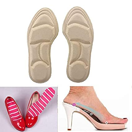 798e3ab3a38e Buy SBE 1 Pair 4D Foam High Heels Sponge Shoes Insoles for Sport Orthopedic  Massage