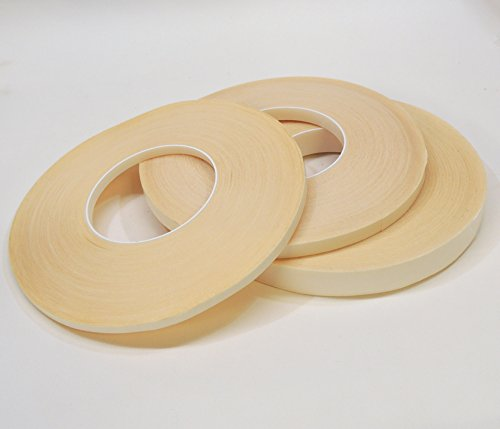 Basting Tape, Double Faced, 3/8'' X 60 Yard Roll - Fast Shipping from The USA! by Basting Tape, Double Sided Tape