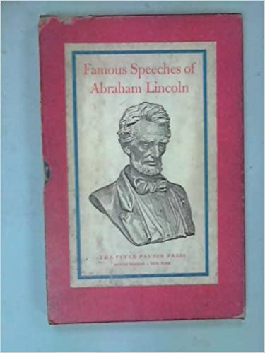 How To Write Proposal Essay Amazoncom Famous Speeches Of Abraham Lincoln Essay Index Reprint Series   Abraham Lincoln Books Examples Of Proposal Essays also Essays Topics For High School Students Amazoncom Famous Speeches Of Abraham Lincoln Essay Index Reprint  High School Reflective Essay
