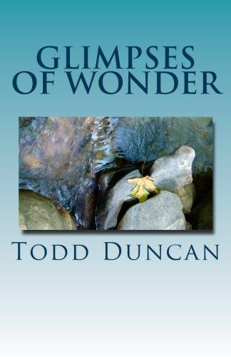 Glimpses of Wonder