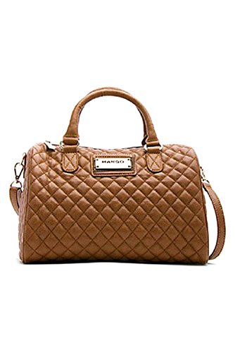 Quilted Bowling Bag - 3