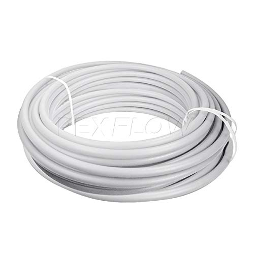 Pexflow PFW-W34500 Potable Water Pex tubing, 3/4 Inch, White