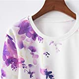 Autumn Teen Girl Long Sleeve t-Shirt Tops Womens